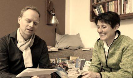 Gespräch mit Anja Ruthardt